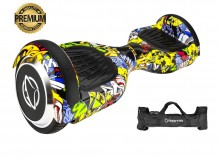 Manta HoverBoard scooter 6,5'' 2x350W SNAKE MSB9001